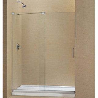 DreamLine Mirage 56 to 60-inch Frameless Sliding Shower Door | Overstock.com Shopping - Big Discounts on DreamLine Shower Doors