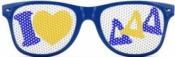 Delta Delta Delta Wayfarer Style Lens Sunglasses SALE $12.95. - Greek Clothing and Merchandise - Greek Gear®