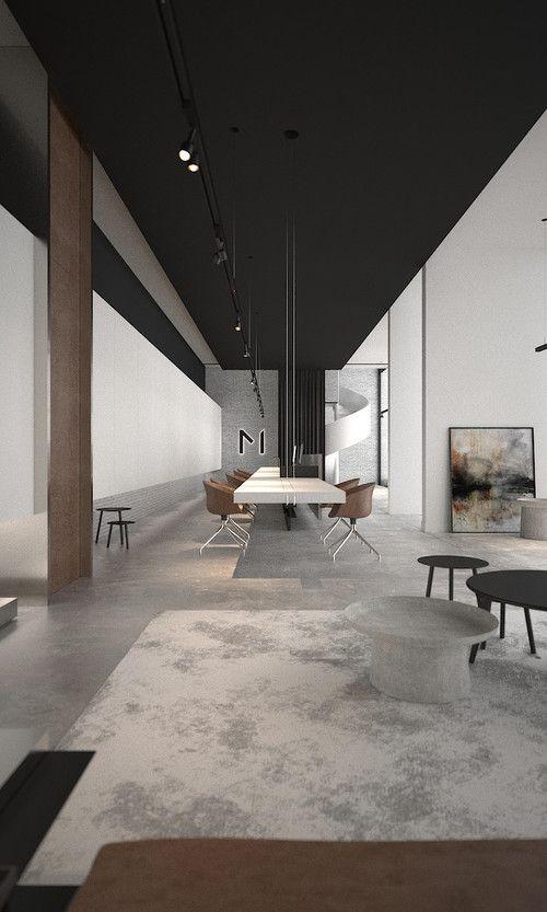 25 beste idee n over zwart plafond op pinterest donkere plafond zwarte muren en zwart - Plafond geverfd zwart ...