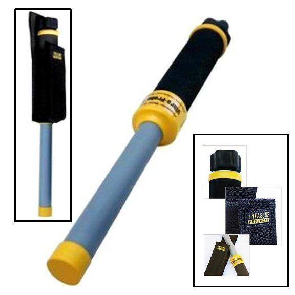 Vibra Probe New Waterproof Underwater Pulse Induction Metal Detector Pinpointer | eBay