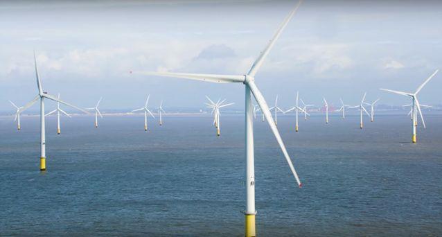 younkee.ru | техноновости и девайсы: В Великобритании запущены самые большие в мире вет...#news   #borbo   #windfarm   #england   #younkee