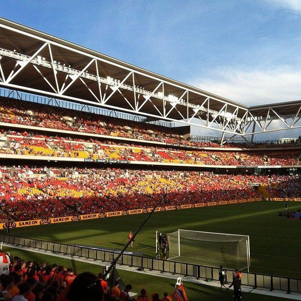 Suncorp Stadium in Milton, QLD