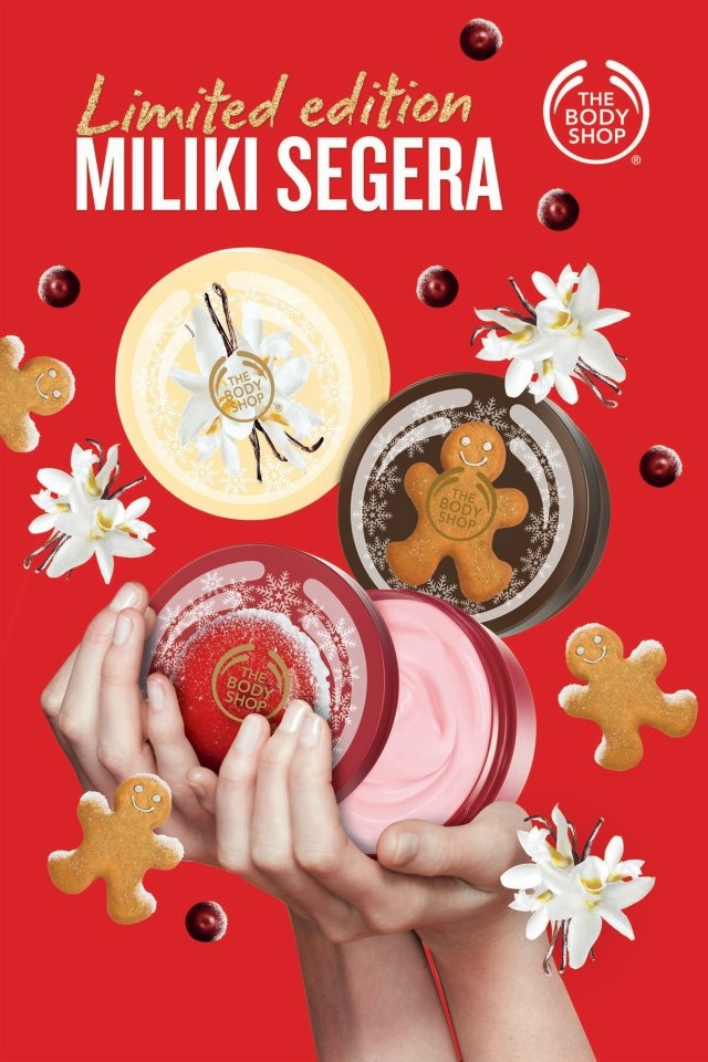 Limited Edition Christmas products