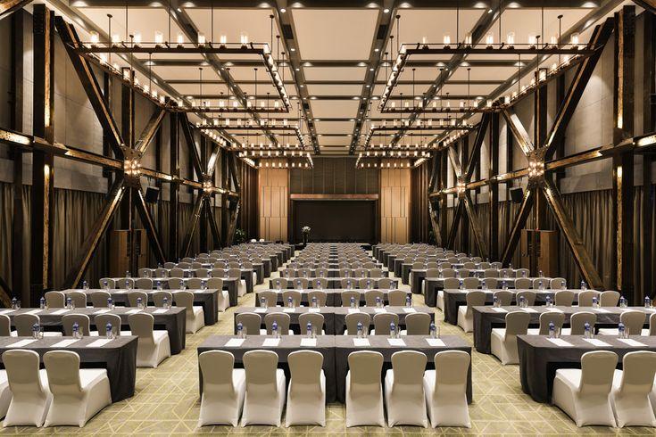 Meeting @ Novotel Shanghai Clover Hotel, China
