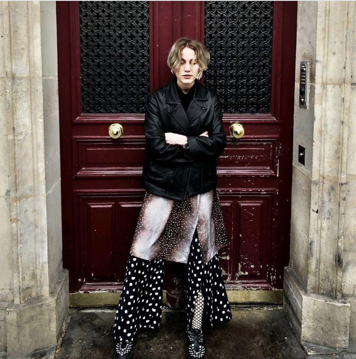 Isabelle Kvist // @isabellekvist wearing Aéryne.