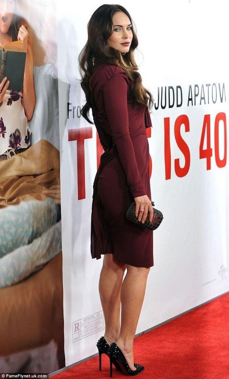 Megan Fox Longs Et Bouclés Coiffures - http://beaute-coiffures.com/megan-fox-longs-et-boucles-coiffures/