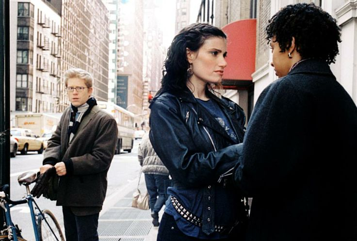Anthony Rapp, Idina Menzel, Tracie Thoms, 2005 | Essential Gay Themed Films To Watch, Rent http://gay-themed-films.com/watch-rent/