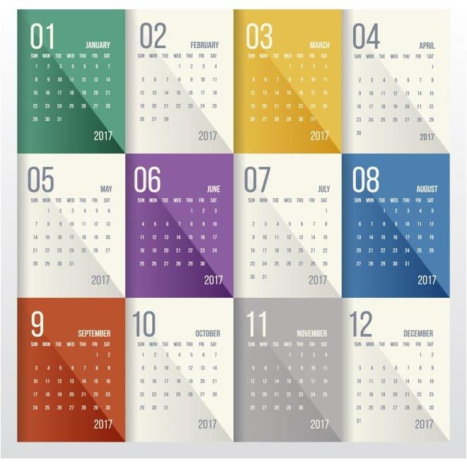 Calendar Design With Photos : Best calendar design template ideas on pinterest