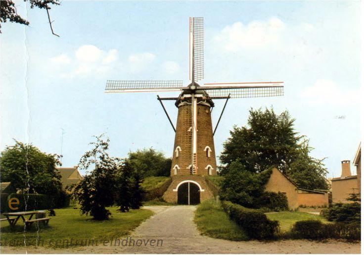 Bergkorenmolen, Wilhelminalaan 18, 1965 - 1975