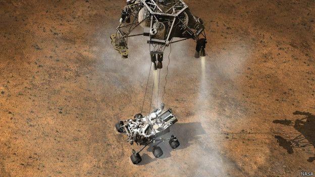 #Astronomia: Nasa prevê descoberta de vida alienígena até 2025 ↪ Por @jpcppinheiro. Ufólogos, chega de espera! A Nasa prevê a descoberta de vida alienígena em 2025 ou em até 10 anos mais. Prepare suas naves espaciais e veja só! http://www.curiosocia.com/2015/04/nasa-preve-descoberta-de-vida.html