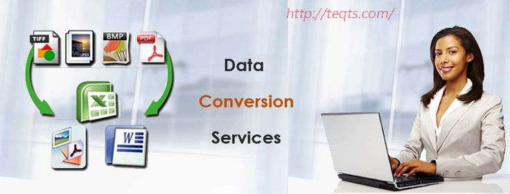 There are so many industries that repeatedly use data conversion services. XML PDF and hypertext mark-up language conversion are the foremost widespread conversion solutions found within the outsourcing business.