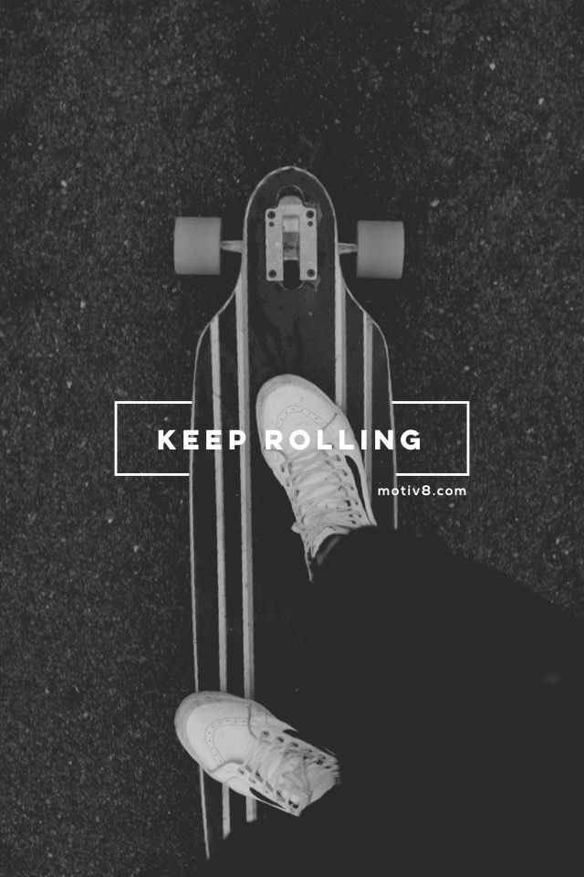 Keep rolling.  #madewithover  Collect, edit or make your very own pins in Over today.