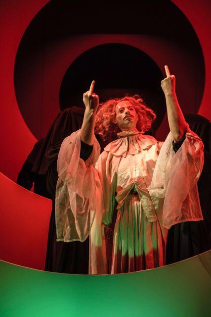 Theater Waidspeicher –  Göttliche Komödie (The Divine Comedy)
