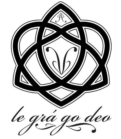 """The tattoo I'm getting myself when I lose 15 more lbs.  It's a Celtic Love Knot and the text is """"with love forever."""""""