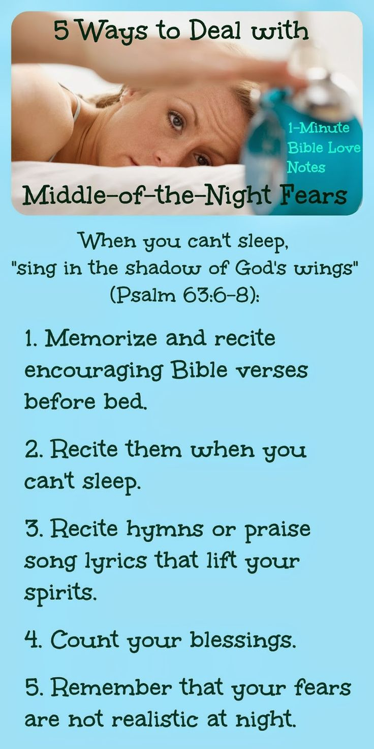 "Do you ever have anxious thoughts that become darker in the darkness, like evil monsters of hopelessness?Then you can start ""Singing in the Shadow"" like this Psalm encourages. This 1-minute devotion offers practical advice."