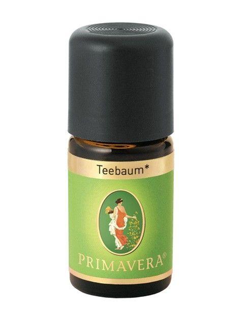Æterisk olie. Tea Tree - 5 ml. Økologisk