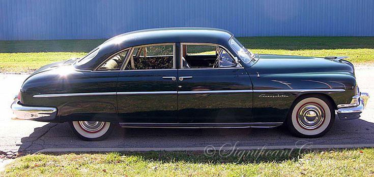 1951 Lincoln Cosmopolitan Sedan - Significant Cars, Inc.