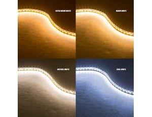 LED Flexible Light Strip: White Circuit