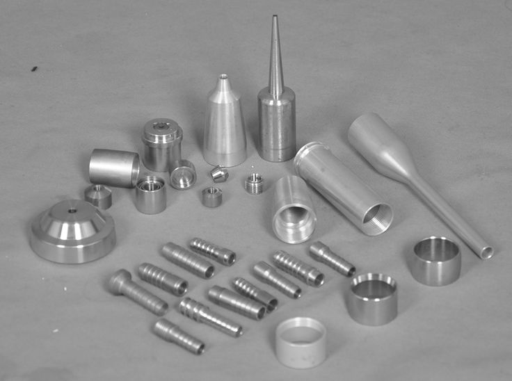 CNC turned parts suplier