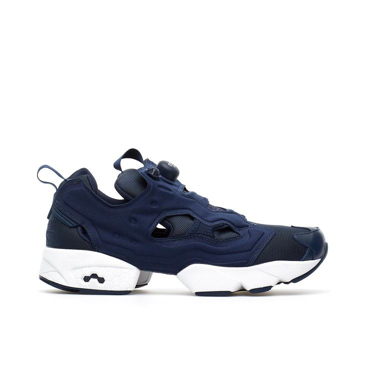 Instapump Fury OG from the S/S2016 Reebok collection in navy