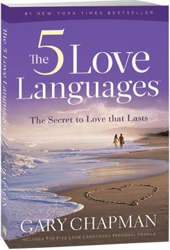 """The 5 Love Languages®    Falling in love is easy. Maintaining healthy relationships is a daily, lifelong pursuit. But it doesn't have to be that hard. Once you know your """"love language,"""" you'll understand why some attempts at romance work while others fall flat. Dr. Gary Chapman's perennial New York Times bestseller, The 5 Love Languages® is full of """"Aha!"""" moments that make expressing love easier and more desirable. You'll find yourself more motivated and more confident that you can succeed…"""