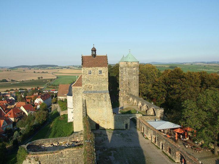 Burg Stolpen – Eines der eindrucksvollsten Baudenkmäler in #Sachsen #Schloss #Castle #Saxony