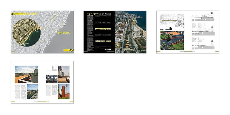 RAVETLLAT/RIBAS. Ronda del Litoral Promenade. Barcelona. Spain #infrastructures #landscape #infraestructuras #paisaje  Published in The Public Chance http://aplust.net/tienda/libros/Serie%20In%20Common/THE%20PUBLIC%20CHANCE/#project-664
