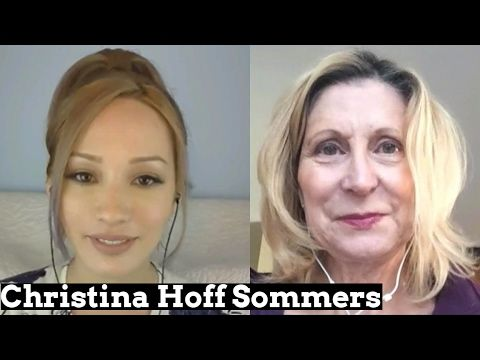 Christina Hoff Sommers Interview   Third-Wave Feminism (Part 1) - YouTube