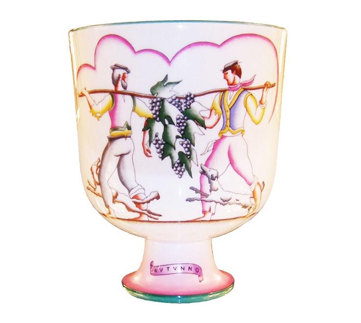 Ponti Porcelain Bowl