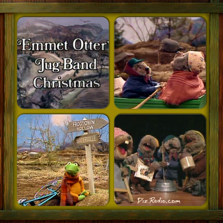Emmett Otter S Jugband Christmas: 17 Best Images About Childhood Tv/movie Addictions On