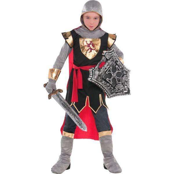 Boys Brave Crusader Costume