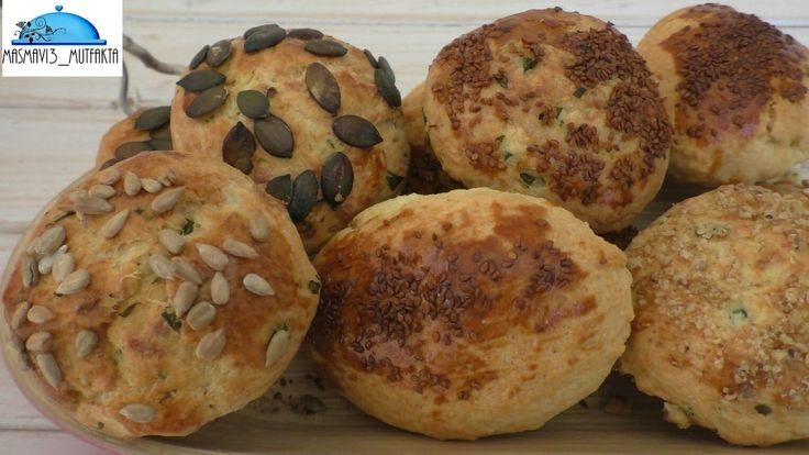 MAYASIZ Pamuk  Poğaça & Çörek Tarifi(son derece kolay ve lezzetlidir )