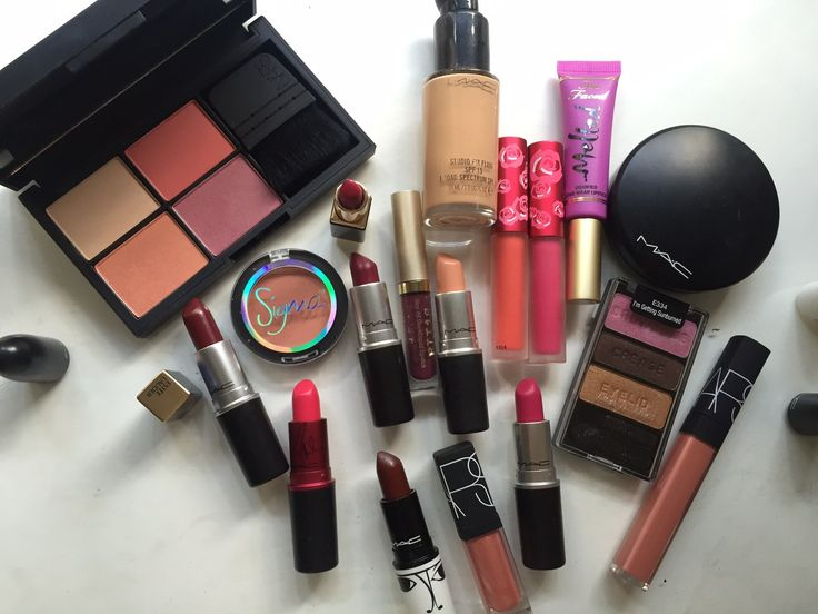 Decluttering My Makeup