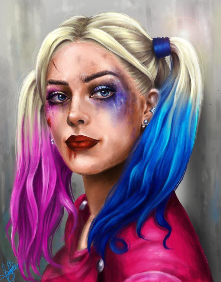 Harley Quinn by Lara Cremon
