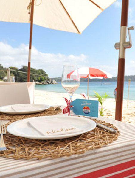 Café restaurant ideal for Weddings, parties, functions and conferences | Nielsen Park - Venues Waterfront Sydney Harbour Beach Wedding Reception Venues