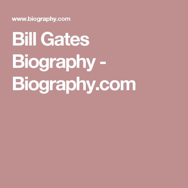 The 25+ Best Bill Gates Biography Ideas On Pinterest | Biografi Bill Gates,  How To Contact Microsoft And Bill Gates  Bill Gates Resume