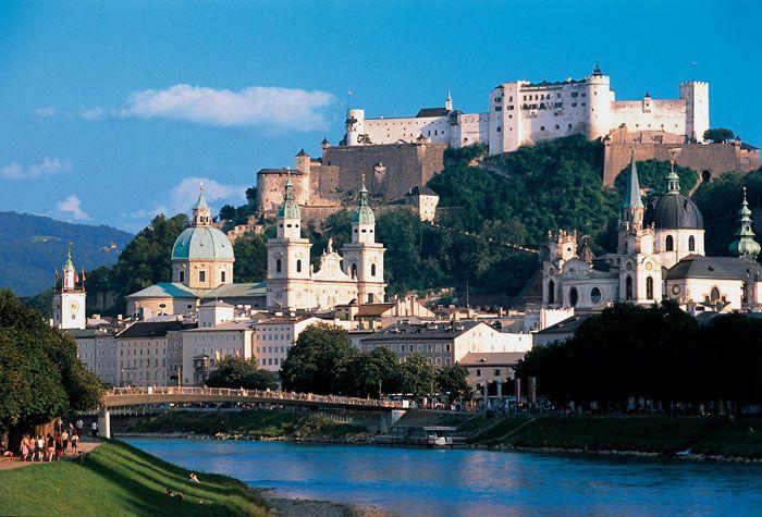Cool Hohensalzburg Castle Picture 2639