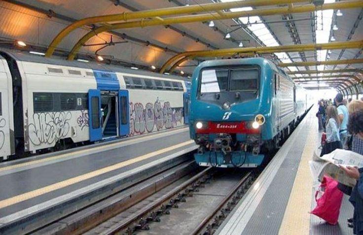 Linea Roma-Nettuno in tilt, un camion non rispettando i limiti di velocità urta e piega un palo della segnaletica e interrompe per un'ora la circolazione