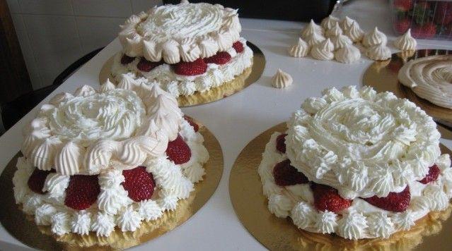 Как приготовить торт перо жар-птицы
