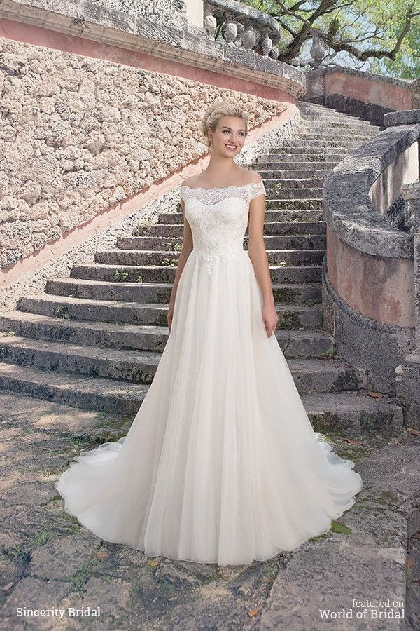 Sincerity Bridal 2016 Wedding Dress