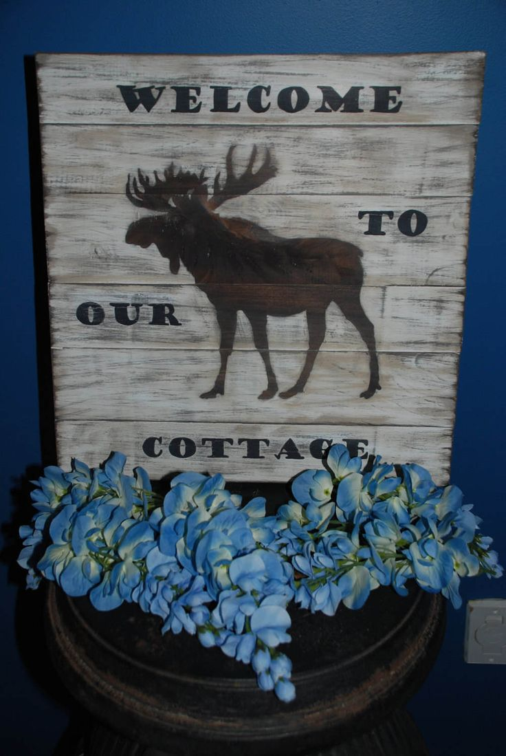 48 best hand crafted vintage signs and decor images on pinterest