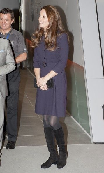 Catherine, Duchess of Cambridge, Patron of SportsAid meets potential young athletes at a SportsAid workshop at the GSK Human Performance Laboratory on November 12, 2014