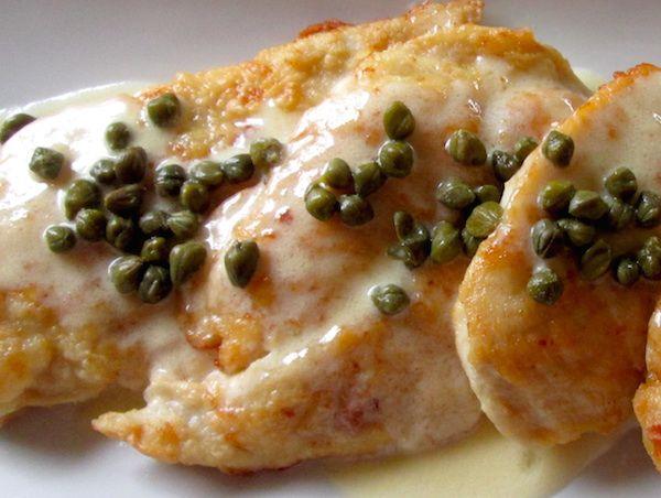 Top Secret Recipes | Buca di Beppo Chicken Limone Recipe