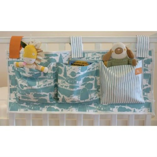 Baby Joule Clever Pockets Cot Tidy