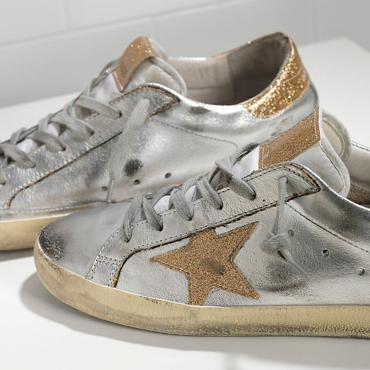 Sneakers SUPER STAR by Golden Goose available @ www.bylotte.nl