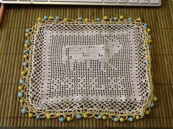 Crochet Pattern For Popcorn Stitch Baby Blanket Pakbit For