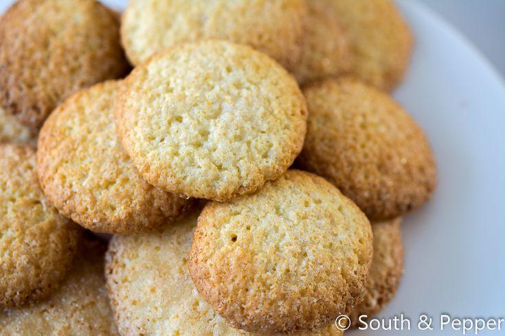 Lekkere en makkelijke citroenkoekjes voor bij de koffie