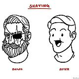 Pretty much sums up my experiences with shaving3,208 points : 1,010,336 views