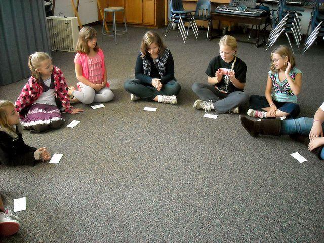 Rhythm Concentration game