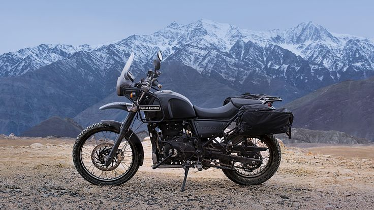 The #RoyalEnfield #Himalayan Is Born Tough  #motorcycle